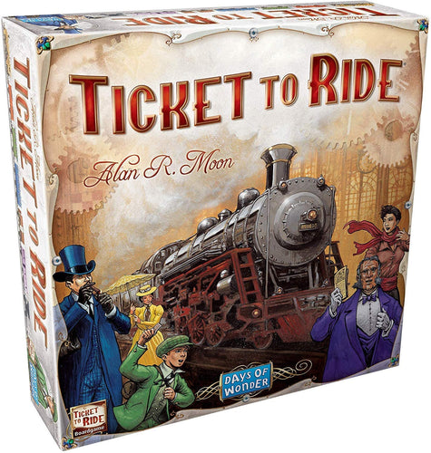 Ticket to ride LOCATION (ANG)