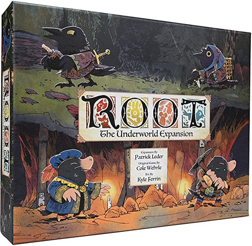 Root - The Underworld Expansion [Kickstarter]