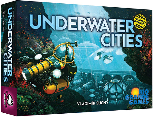Underwater cities LOCATION (ANG)
