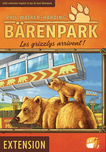 Barenpark : Extension Les Grizzlis Arrivent