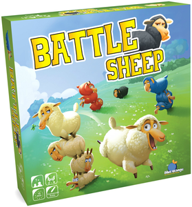 Battle sheep LOCATION (FRA)
