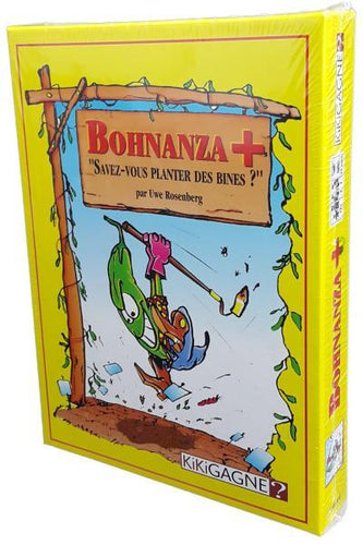 Bohnanza + LOCATION (FRA)