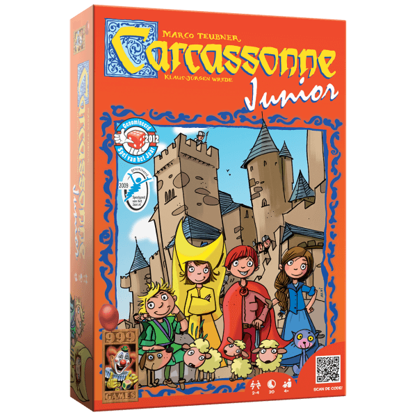 Kids of Carcassonne LOCATION (ANG)