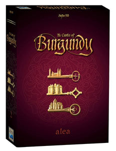 Castles of Burgundy (Nouvelle Édition)