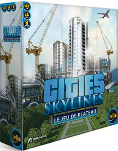Cities Skylines : Le Jeu de Plateau