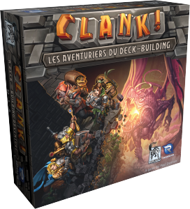 Clank! LOCATION (FRA)