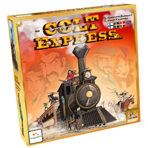Colt Express LOCATION (FRA)