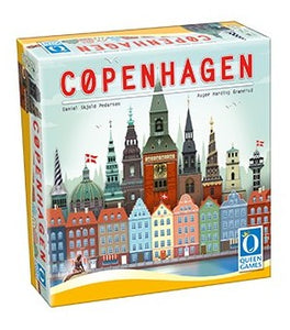 Copenhagen LOCATION (ML)