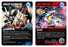 DC Comics Deck-Building Game - Extension Crisis