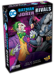 DC Comics Deck-Building Game Rivals : Batman vs le Joker