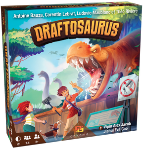 Draftosaurus LOCATION (ML)