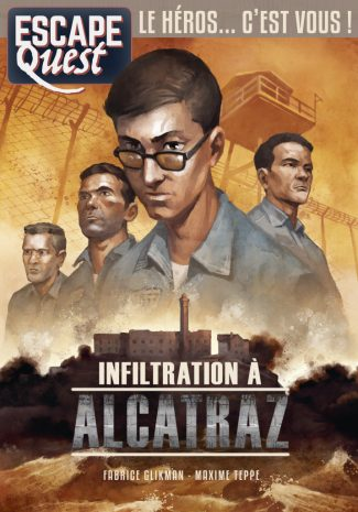 Escape Quest 7 - Infiltration à Alcatraz