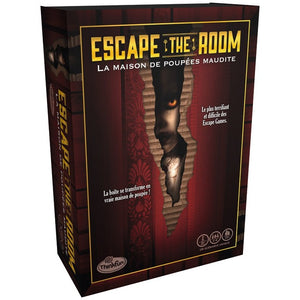 Escape the Room - La Maison de Poupée Maudite