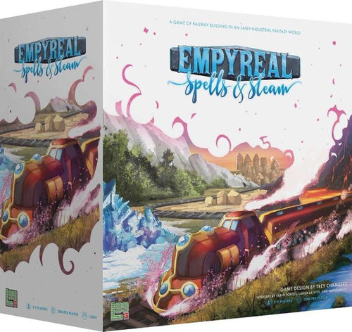 Empyreal : Spells and Steam
