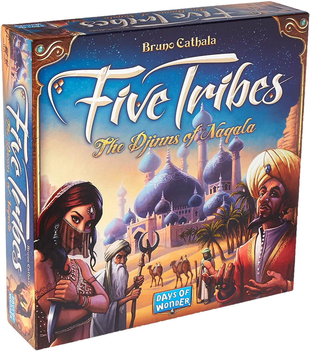 Five Tribes LOCATION (FRA)