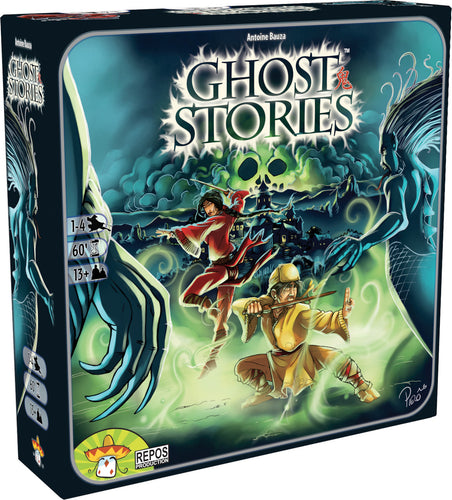 Ghost stories LOCATION (FRA)