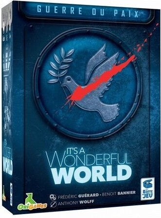It's A Wonderful World : Guerre et Paix
