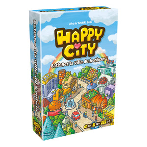 Happy City [PRÉCOMMANDE]