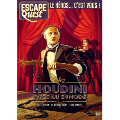 Escape Quest 8 - Houdini face au Synode