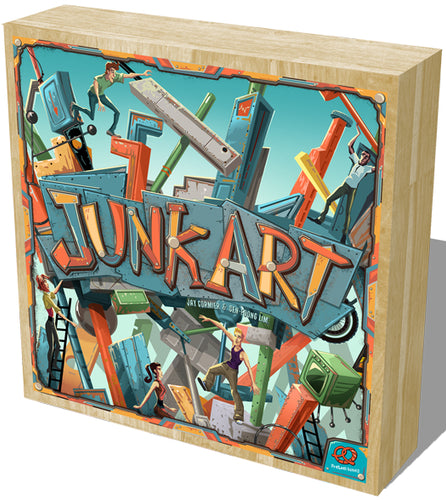 Junk art LOCATION (ML)