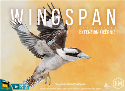 Wingspan - Extension Océanie