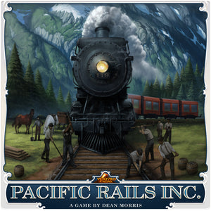 Pacific Rails Inc. - Deluxe KS Edition