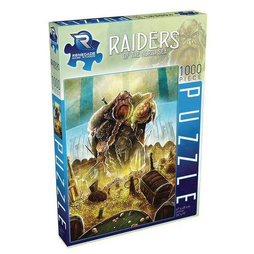 Puzzle Raiders of the North Sea (1000 pcs)