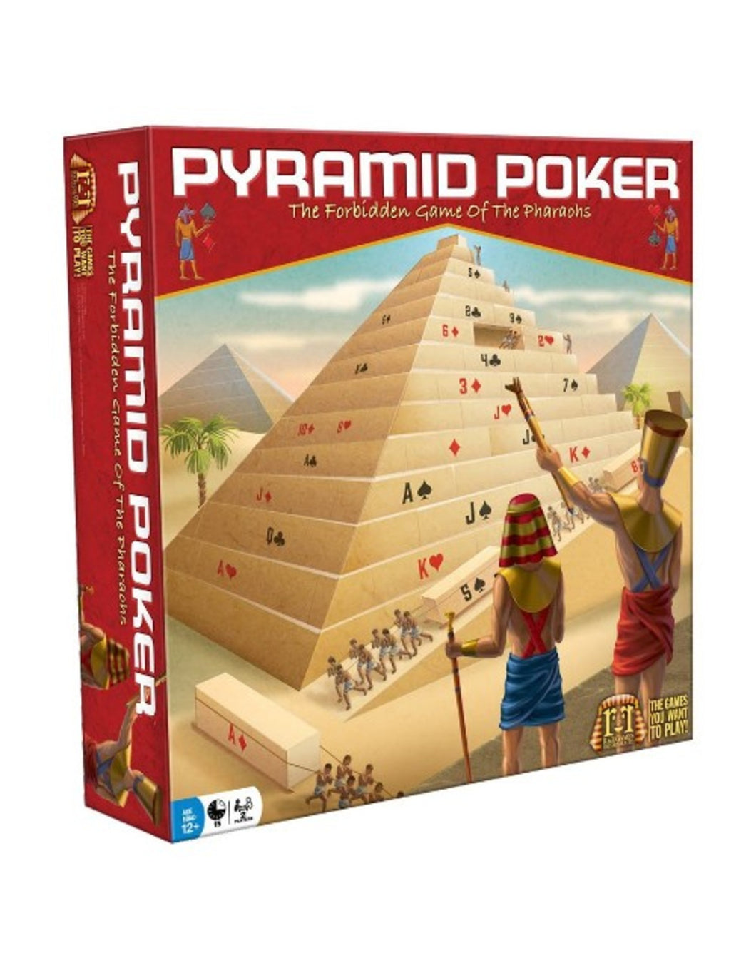 Pyramid Poker LOCATION (ANG)