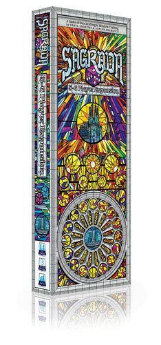 Sagrada 5-6 Player Expansion