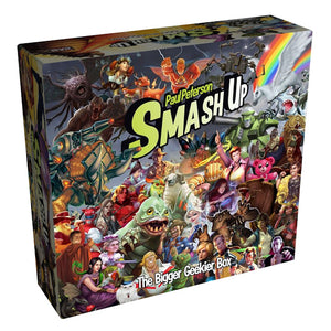 Smash Up - The Bigger Geekier Box