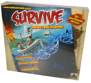 Survive: Escape from Atlantis! - 30th anniversary