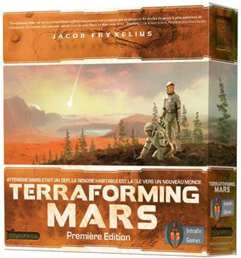 Terraforming Mars LOCATION (ANG)