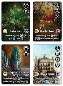 Valeria: Card Kingdoms - Shadowvale Expansion
