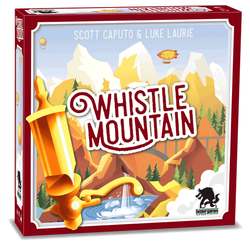 Whistle Moutain