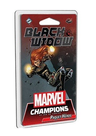 Marvel Champions JCE - Black Widow