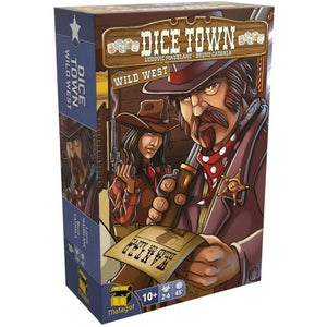 Dice Town : Extension Wild West
