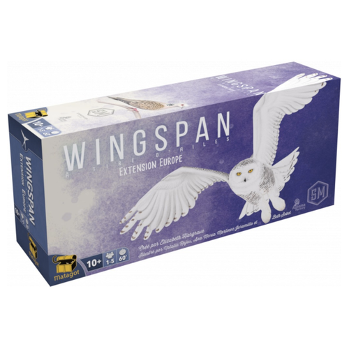 Wingspan - Extension Europe