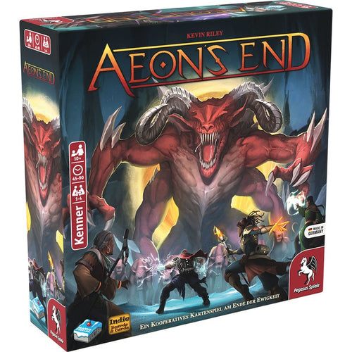 Aeon's End LOCATION (FRA)