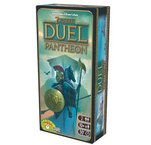 7 Wonders Duel - Extension Panthéon