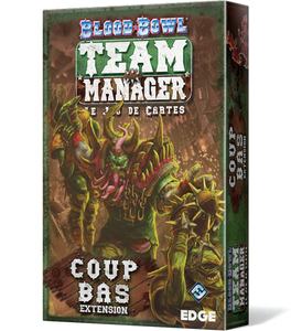 Blood Bowl - Team Manager : Coup bas