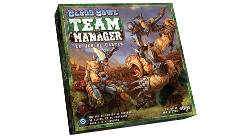 Blood Bowl - Team Manager (Le jeu de cartes)