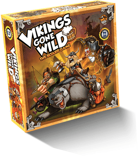 Vikings Gone Wild - The Board Game