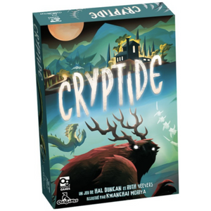 Cryptide LOCATION (FRA)