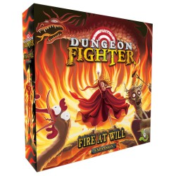Dungeon Fighter - Fire at will (boîte endommagée)
