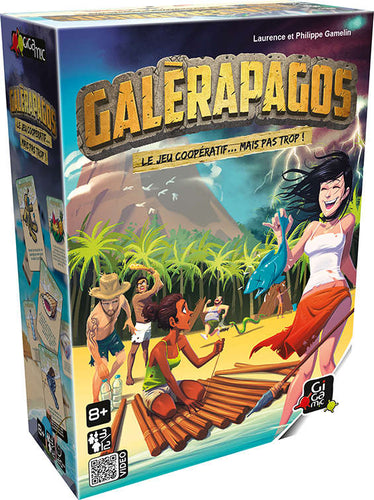 Galèrapagos LOCATION (FRA)