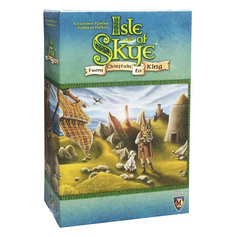 Isle of skye LOCATION (ANG)
