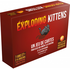 Exploding Kittens LOCATION (FRA)