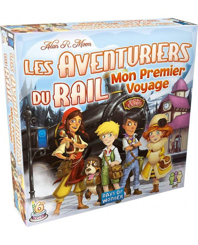 Aventuriers du Rail Junior LOCATION (FRA)