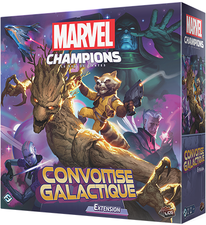Marvel Champions JCE - Convoitise Galactique