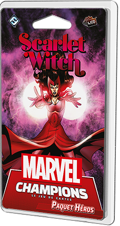 Marvel Champions JCE - Scarlet Witch